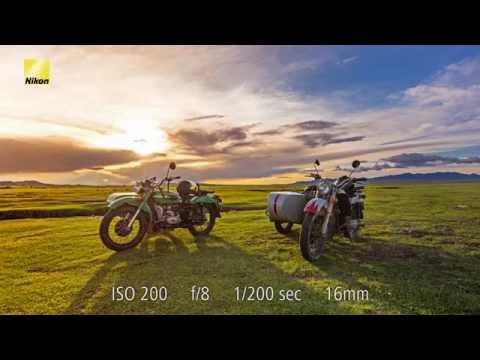 Discover NIKKOR lenses: 16-35mm f/4G ED VR, landscape, Mongolia