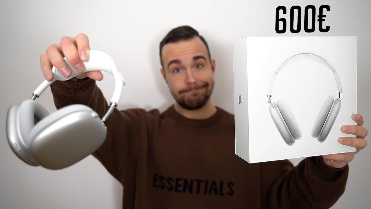 Apple AirPods Max - Unboxing, Einrichten & Erster Eindruck (Deutsch)   SwagTab
