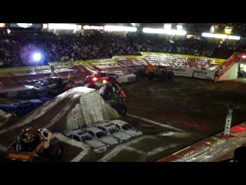 Grave Digger Intro