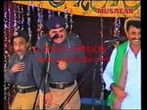(پولیس زمونږ د پیښور) Pashto Comedy Stage Show