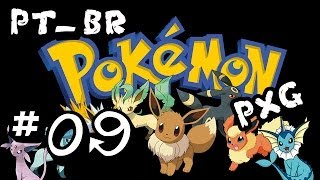 Jungle Island #09 Pokemon PXG (CO-OP) PT-BR