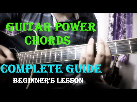 How To Play Power Chords - Sun Raha Hai ( Aashiqui 2 ) | Complete Lesson For Beginners