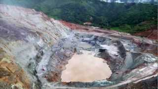 Phu Kham Mine, Phu Bia Mining, Laos - Gold/Copper - Using Whittle, MineSched & Surpac