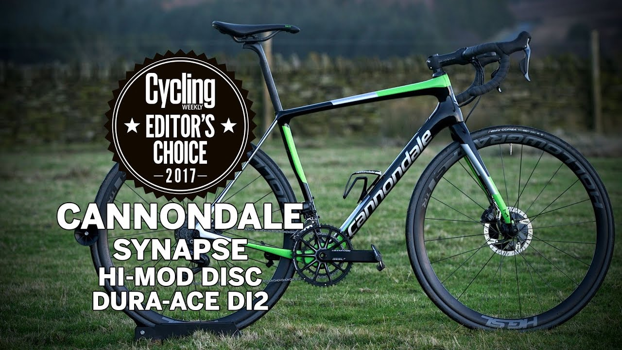 de9d41168ad Cannondale Synapse Hi-Mod Disc | Editor's Choice | Cycling Weekly ...