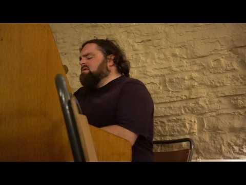Tall woman - Chris T-T, Bristol Cafe Kino 20/05/17