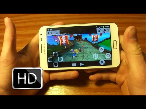 How To Get Playstation Games On An Android Phone Vol 1