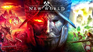 Open World Survival   New World Gameplay   First Look