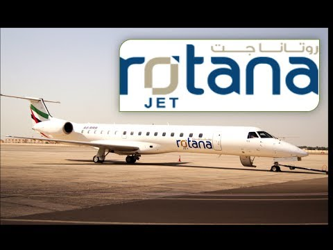 Rotana Jet - Fujairah to Abu Dhabi