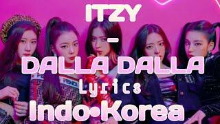 ITZY - Dalla Dalla Lyrics  MV Lyrics