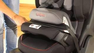 CYBEX Juno-Fix - Kindersitz Gr.1 | Babyartikel.de