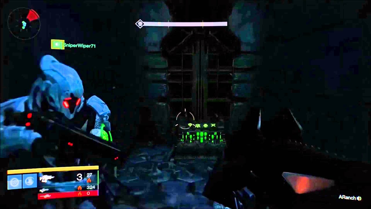 Chest In Crota S Room