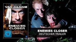 Enemies Closer - Bad Country (Deutscher Trailer) Jean-Claude van Damme, Peter Hyams || KSM