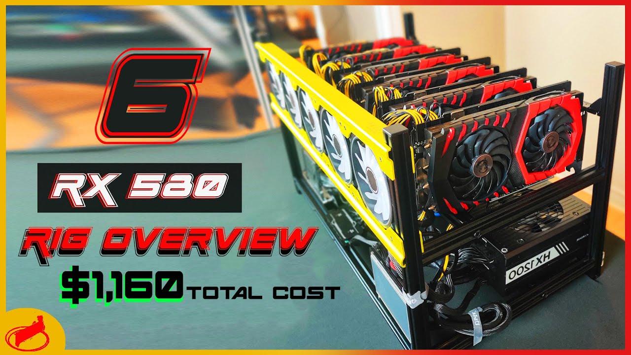 rx 580 bitcoin mining calculator