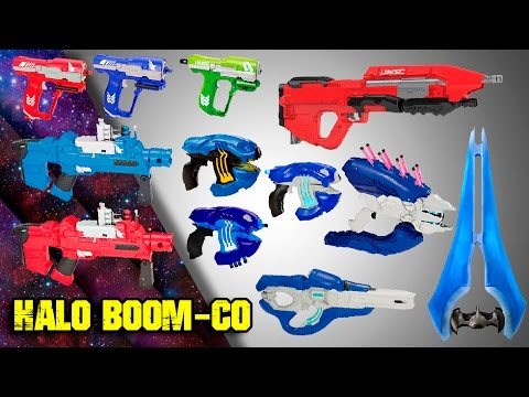 HALO WEAPONS 2016 | BOOM-CO