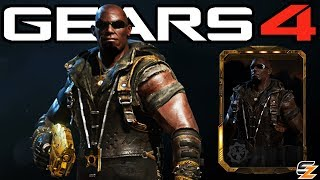 "Gears of War 4 - ""Aaron Griffin"" Character Multiplayer Gameplay! (Aaron Griffin DLC)"
