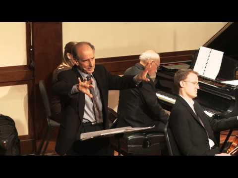 Inside Chamber Music with Bruce Adolphe: Elgar Piano Quintet in A minor, Op. 84