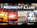 Midnight Club The Complete History mp3