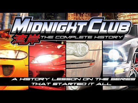 Midnight Club: The Complete History