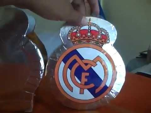 Carameleras del real madrid youtube - Cursos de manualidades madrid ...