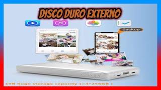 DISCO DURO AMAZON / DISCO DURO EXTERNO PARA MAC / COMPRAR DISCO DURO EXTERNO