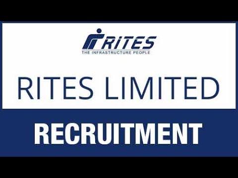 Haryana, RITES Limited Recruitment #JOB FINDER