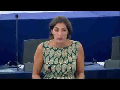 Lola SÁNCHEZ CALDENTEY @ Debates - Monday, 12 September 2016 - EU Trust Fund for Africa: implication