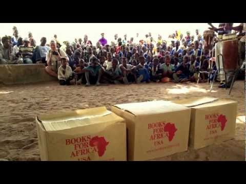 Books For Africa - Walk in The Gambia Image