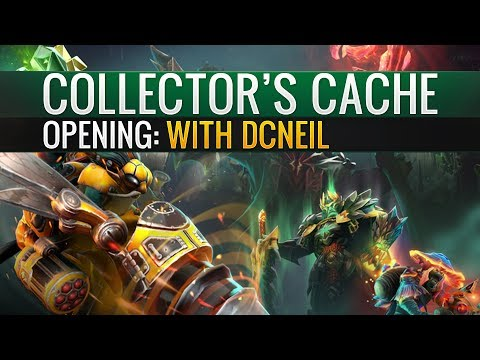 Dota 2 Chest Preview and Opening - Collector's Cache 2018 (dcneil) thumbnail