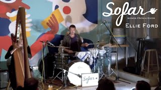"""Ellie ford performing """"unititled"""" at sofar brighton on 19 february 2019 sounds connects artists and music-lovers around the world through intimate show..."""