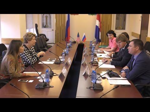 AmCham Meets Vice Governor Of Primorskiy Krai