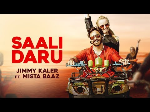 Saali Daru || Jimmy Kaler || Mista Baaz ||official video || Crown  Records || New Punjabi Song 2018