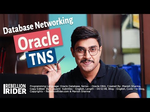 How To Create TNS Service Using Oracle Net Configuration Assistant (netCA)