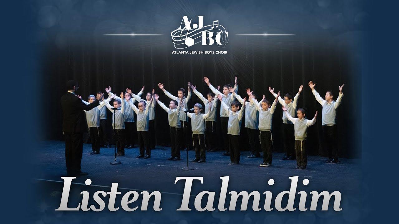 Rabbi Jake Presents: The Atlanta Jewish Boys Choir Debut Single: Listen Talmidim