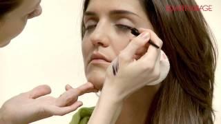 Макияж: рисуем стрелки на опущенной форме век (2). Art-Visage