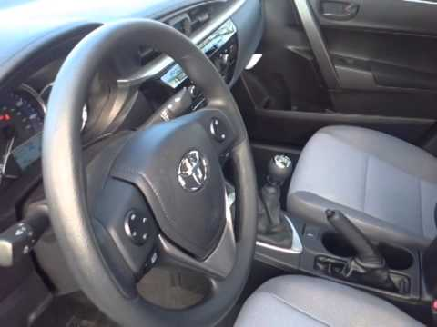 new 2015 toyota corolla l vehicle demo from 802 toyota of vermont rh youtube com 2004 Toyota Matrix 2004 Toyota Matrix