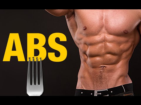 How to Eat for a Six Pack (YEAR ROUND!)