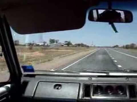 Driveby Dive @ Kulgera (outback AU)