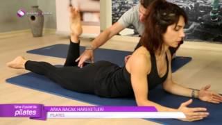 Sports tv kadın pilates