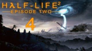 Half-Life 2: Episode Two - Прохождение игры на русском [#4](Прохождение Half-Life 2 Эпизод второй, на русском языке. Спасает мир Александр, Ната рядышком. Играем на PC, Steam..., 2016-08-11T12:00:00.000Z)