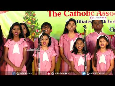 15TH DIOCESAN CAROL SINGING COMPETITION PARISHES CATEGORY  @ MYSORE, KA, INDIA 01-12-2019