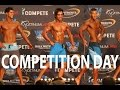 Natural Bodybuilding Competition Day