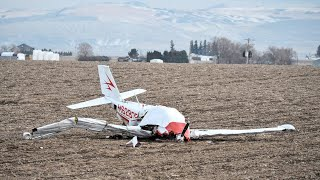 WHAT We Can Learn From Airplane Crashes In GA - Live Video!