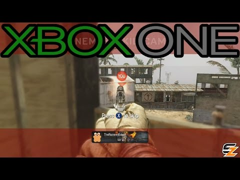 "Call of Duty Black Ops Xbox One - ""CANT BELIEVE IT!"" Wagers w/ TheRazoredEdge!"