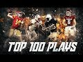 Top 100 Plays Of The 2017 2018 College Football Season mp3