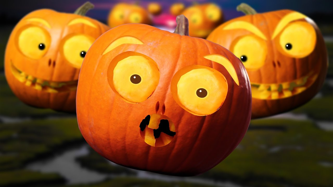 How to make a Halloween Jack-o'-lantern (song) - YouTube