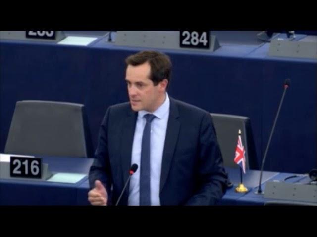 Nicolas Bay sur les conclusions du Conseil européen des 28 et 29 juin 2018