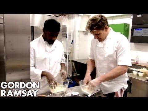 Gordon Ramsay Gets To Know His Prison Brigade | Gordon Behind bars