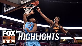Florida State vs Oklahoma State | Highlights | FOX COLLEGE HOOPS
