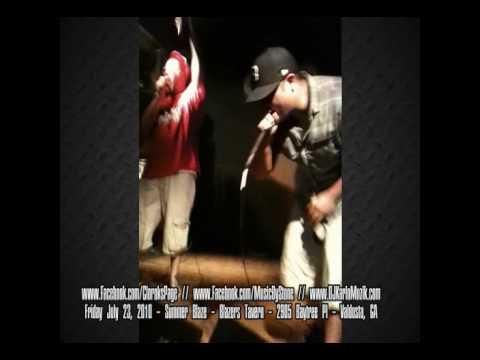 SUMMER BLAZE - Cloroks & Stone - w/ DJ Karlo - Blazers Tavern - July 23