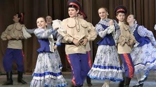00104 Don cossack dance Народный танец Донская пляска